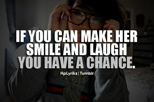Make Her Smile Quotes Tumblr Cover Photos Wallpapers For Girls