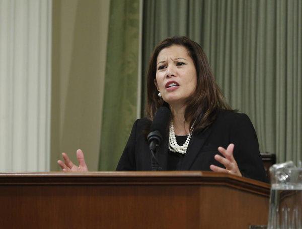 California Chief Justice Tani Cantil-Sakauye