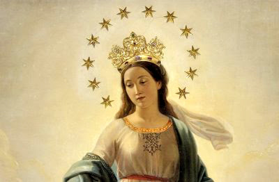 Our Lady of the Miracle: The Happiness of Unpretentiousness, Purity, and Admiration