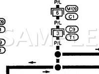 Repair Diagrams for 1996 Nissan Pickup Engine ...
