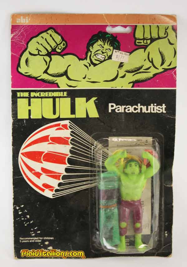 AHI Hulk Parachute