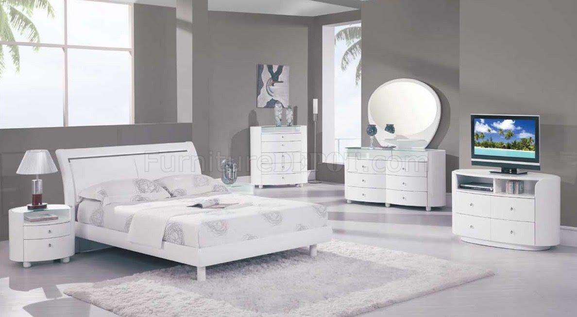 Modern Bedroom White Furniture Bedroom Furniture Ideas
