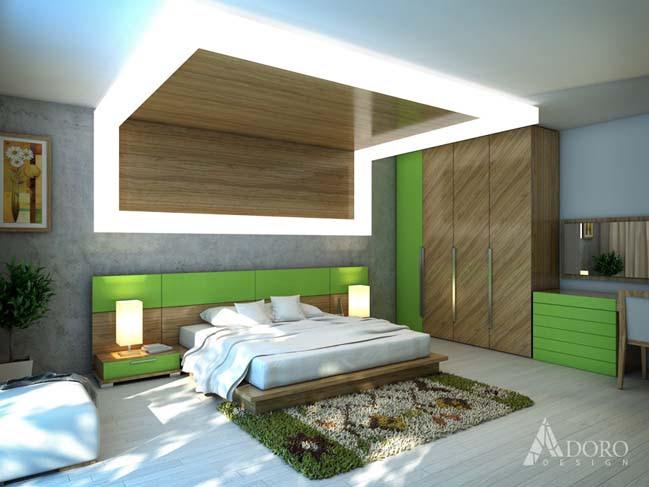 master bedroom design by adoro design 04