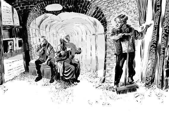 Výsledok vyhľadávania obrázkov pre dopyt the graveyard book