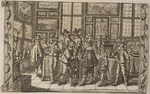 Frauenzimmer Gesprechspiele Volume 2 1657 a