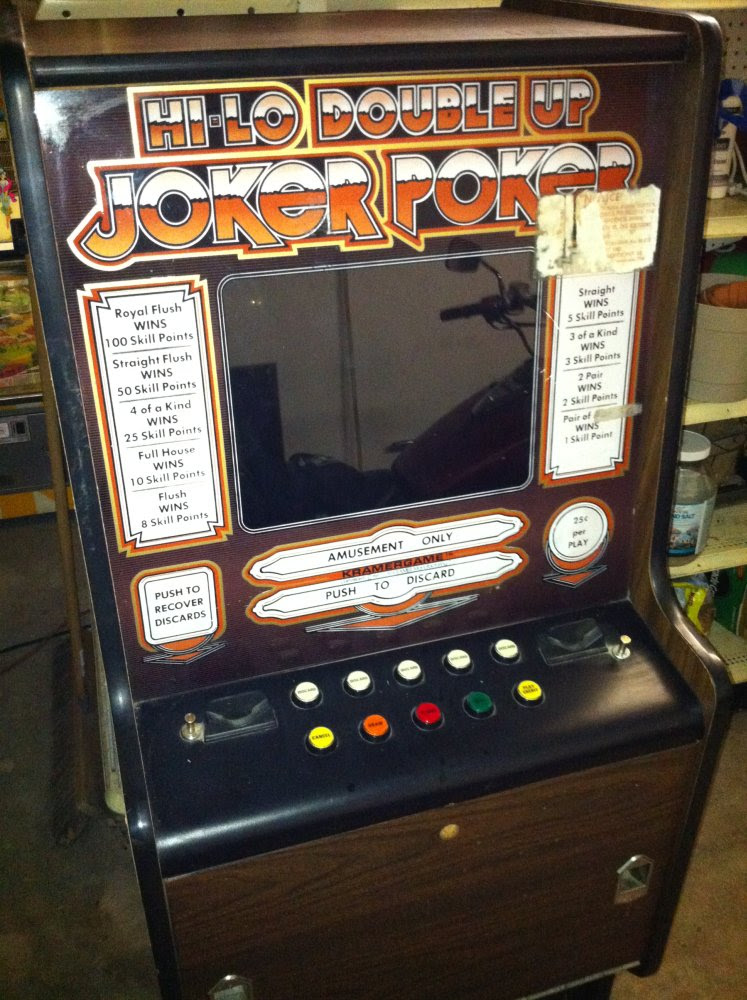 Free slots video poker jacks or better