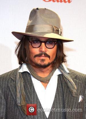 johnny depp 2011. Johnny Depp