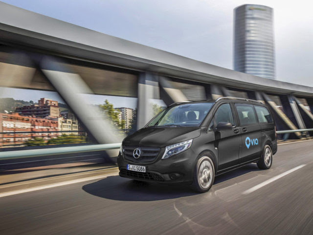Mercedes-Benz to rival Uber with new London ride share ...