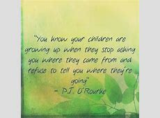 Kids Grow Up Too Fast Quotes