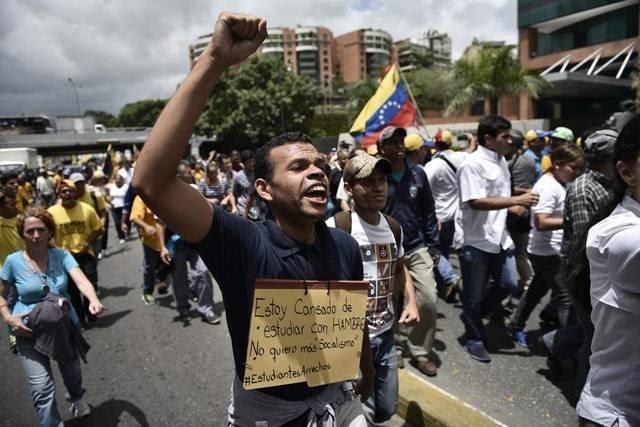 Αποτέλεσμα εικόνας για demonstrations in Caracas