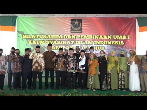 Presiden SI Indonesia Hadiri Silaturahmi & Pembinaan Umat