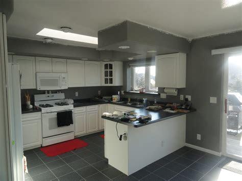lavish white  grey kitchen   elegant finish