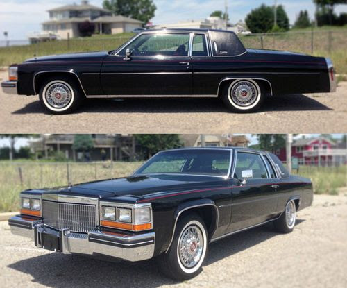Buy used 1980 Cadillac Coupe deVille d'Elagance in Spring ...