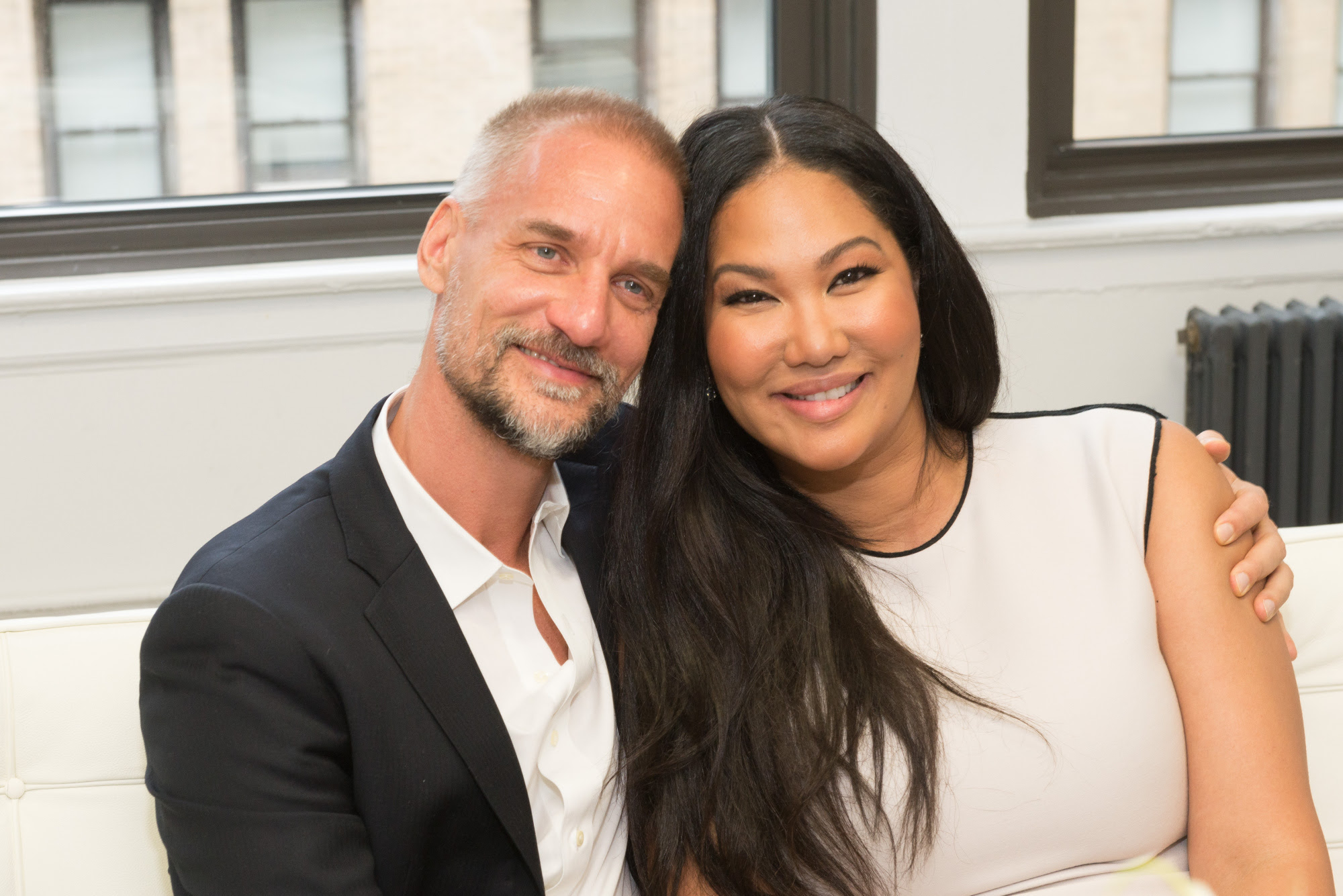 Tim Leissner and wife Kimora Lee Simmons, in Sept. 2015.