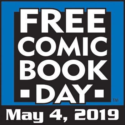 Free Comic Book Day 2019 London Ontario
