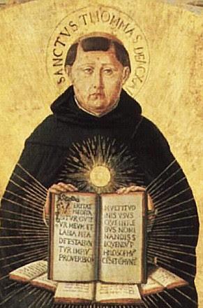 Tomás De Aquino 1221 1274 Só Filosofia Portal De Filosofia