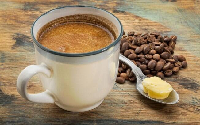 Café com manteiga. Foto: Thinkstock/Getty Images