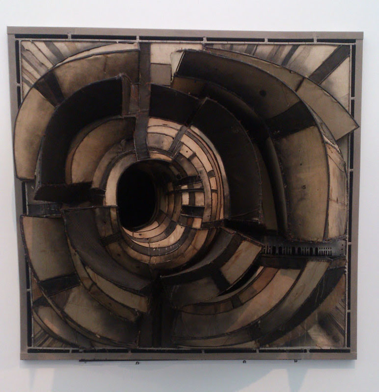 Destroy The Picture at MCA Chicago - Lee Bontecu