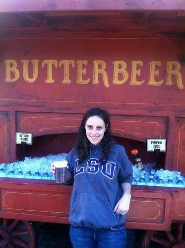 With My Butterbeer