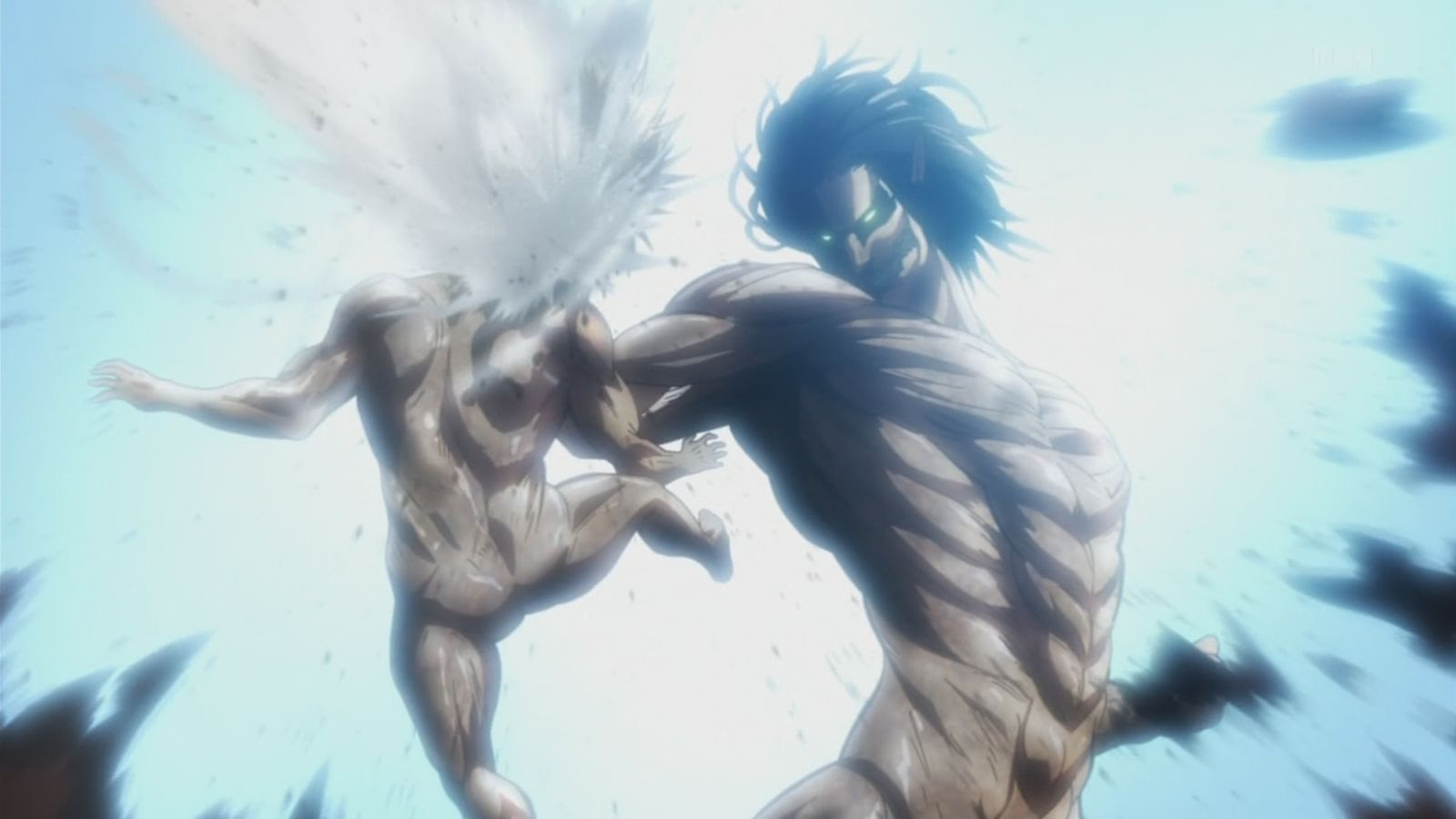 Anime Monday Attack On Titan Where The Left Arm Went