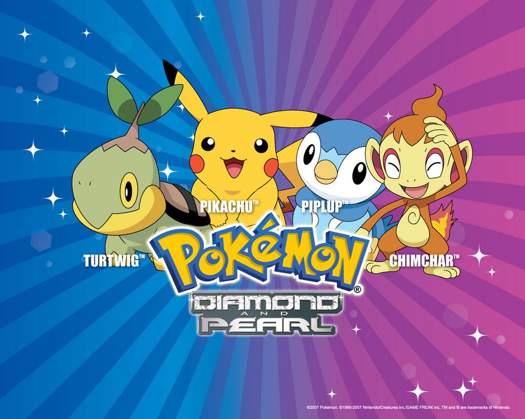 Pokemon Dp 壁紙 ポケモン 写真 15554481 ファンポップ