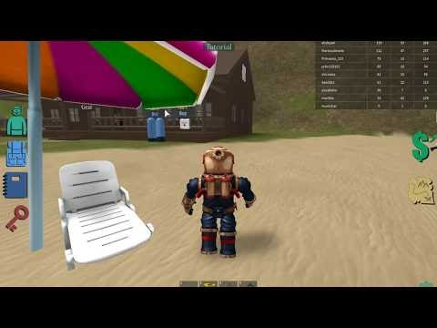 Roblox Scuba Diving At Quill Lake Where To Find Power Suit Scrap