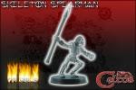 Skeleton Spearman
