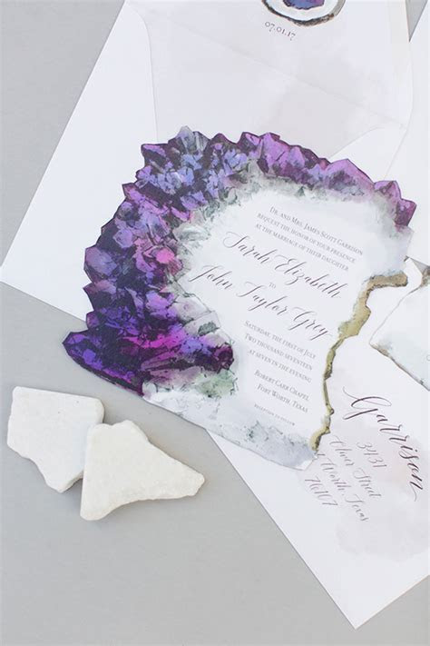 Ultra Violet Wedding Inspiration   The Wedding Playbook