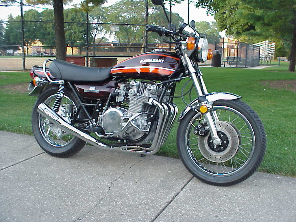 Redline Cycle Specialists In Kawasaki Z 1 Kz900 Kz1000