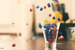 dice splash