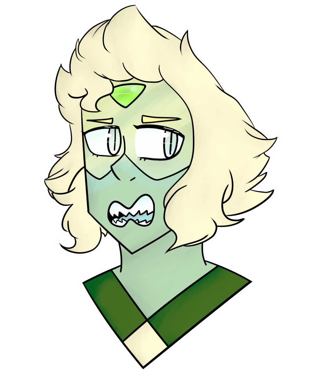 haven't drawn peri in a while so i thought it was about time :/ you can get her on redbubble