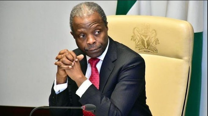 "Osinbajo Reacts To Reports Claiming He Said ""Kidnapping In Nigeria Is Exaggerated"""