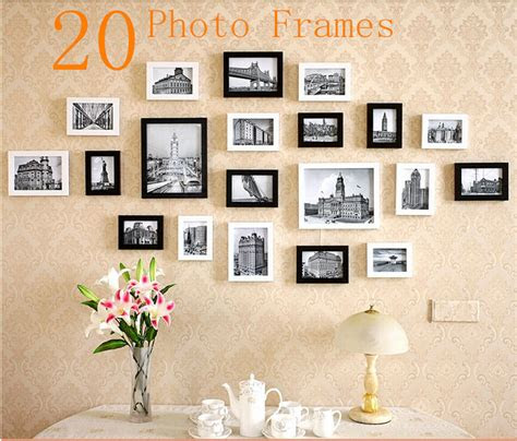wall hanging art home decor modern  pcs picture photo