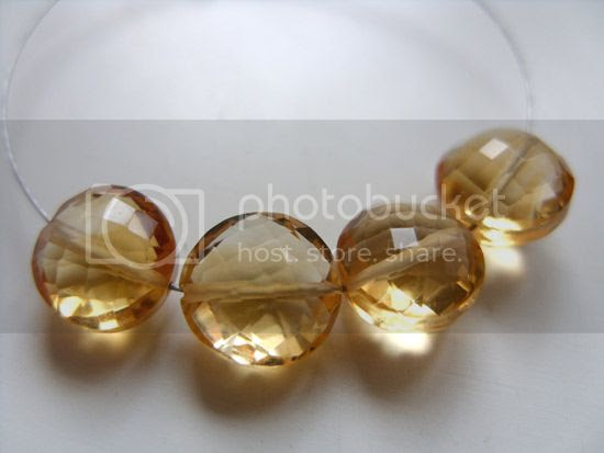 citrine gemstones - November birth stone