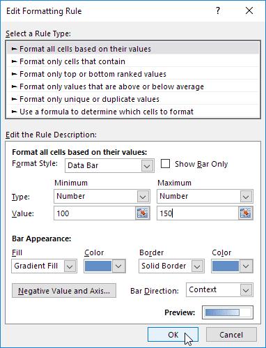 Edit the Rule Description