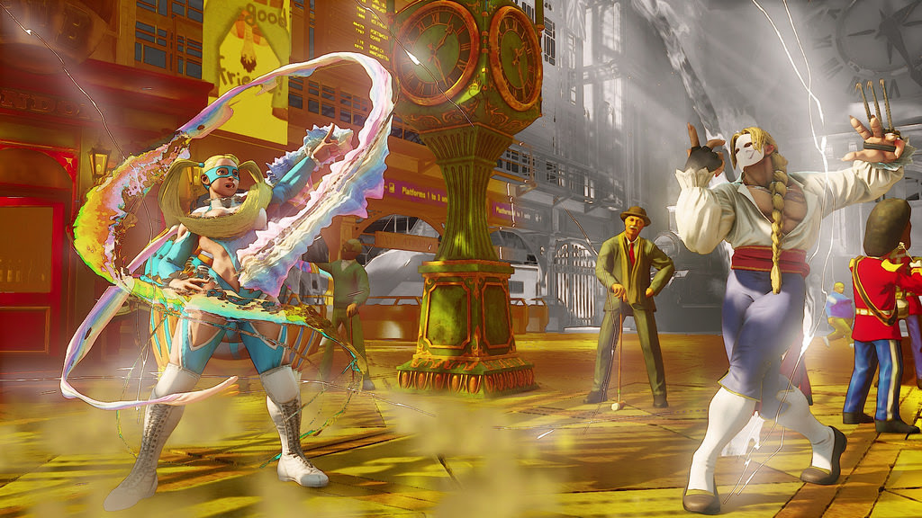 Street Fighter V Trailer Highlights Its Various Game Modes