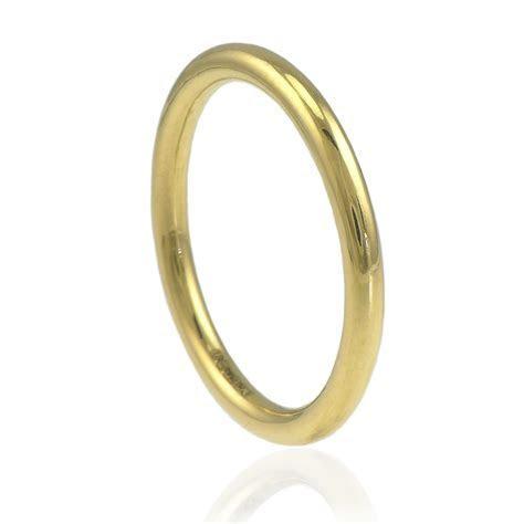 2mm Halo Wedding Ring   Ethical Wedding Band   Lilia Nash
