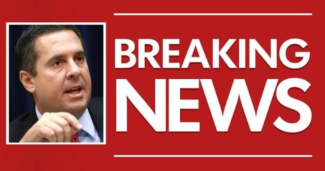 Nunes Unloads $435M Impeachment Lawsuit – Burns Washington Media Swamp Down