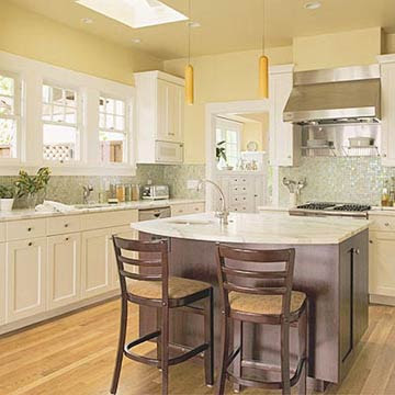 5-ideas-for-traditional-kitchen-Craftsman-Style-Kitchen | Home ...