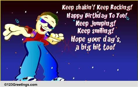 Birthday Dj! Free Songs eCards, Greeting Cards   123 Greetings