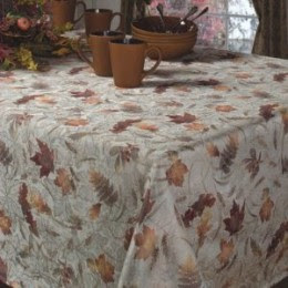 Find Holiday Table Linens Online: Thanksgiving and Christmas ...