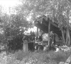 clay oven, Murray Bay, QC, 1898