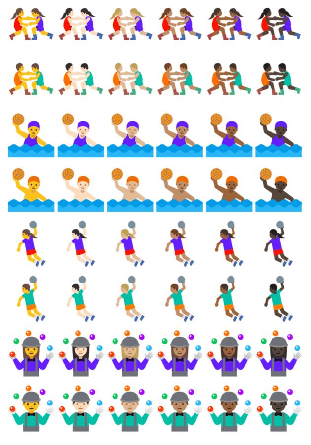 google-android-emoji
