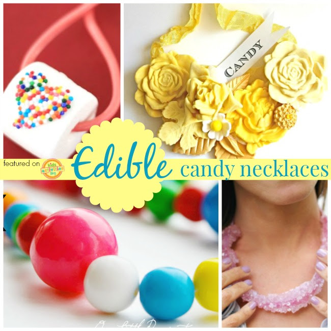 Edible Jewelry