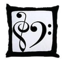 Music Pillows, Music Throw Pillows & Decorative Couch Pillows