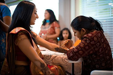 Significance of Mehndi in Indian Weddings