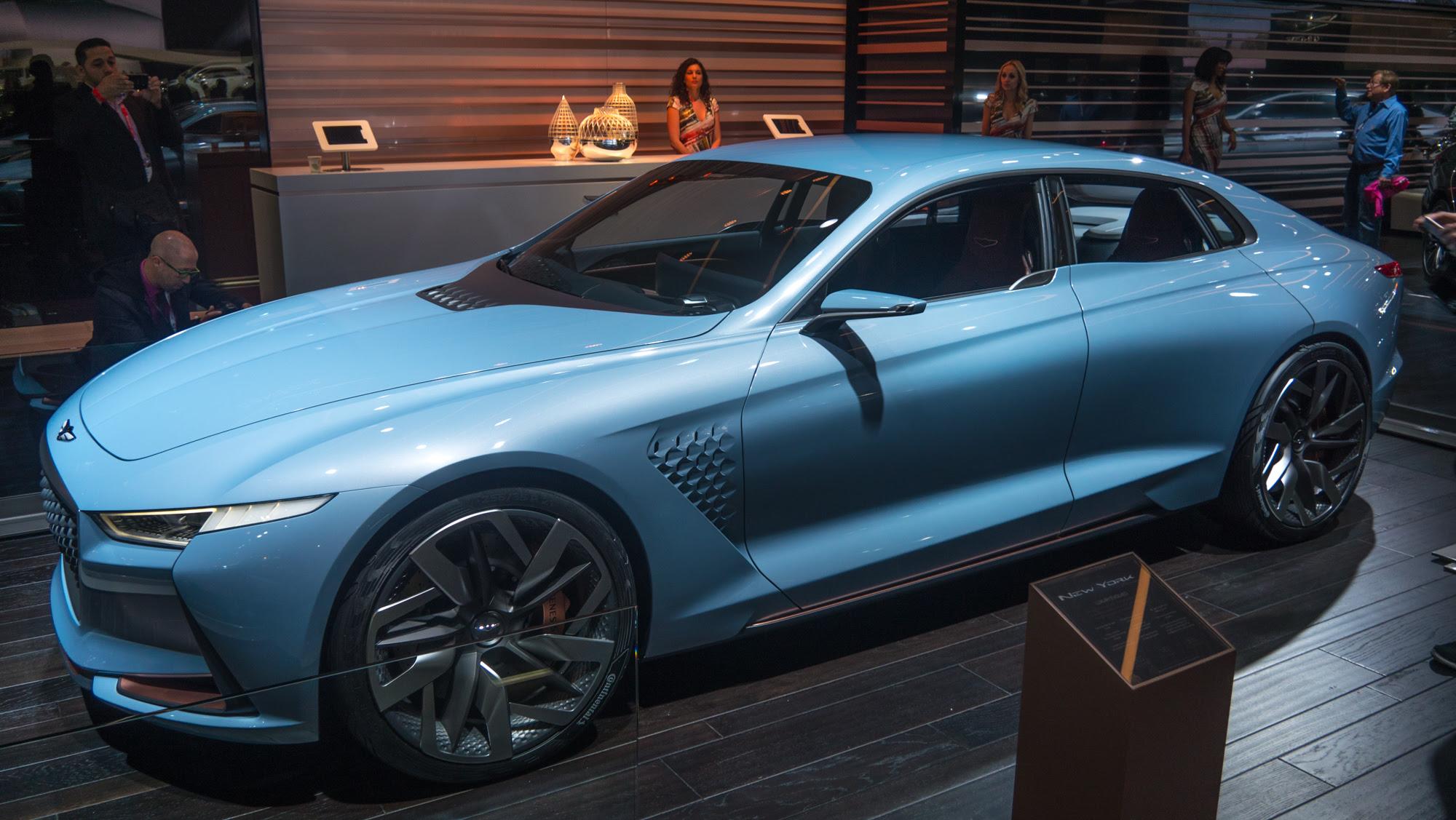 "Hyundai wows New York with Genesis ""New York"" Concept  Ars Technica"