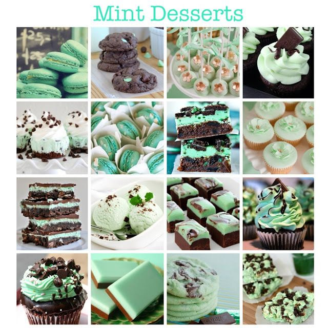 mint colored wedding desserts  #mint #wedding #dessert