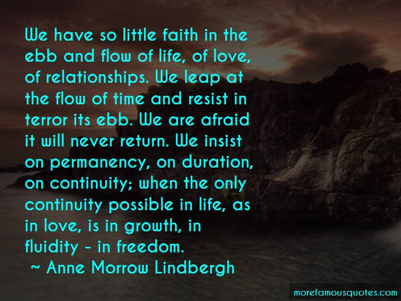 Quotes About The Ebb And Flow Of Life Top 26 The Ebb And Flow Of