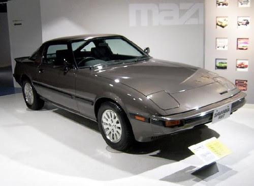 Mazda RX-7 Gen 1